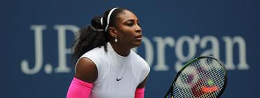 Hasta la fortísima Serena Williams declara sentirse vulnerable a veces ante su reciente maternidad