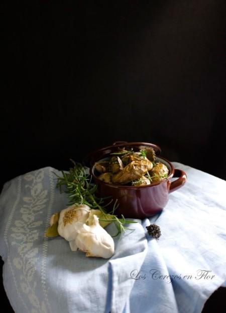 Paseo por la gastronomía de la red: recetas con patatas para dar la bienvenida a Septiembre