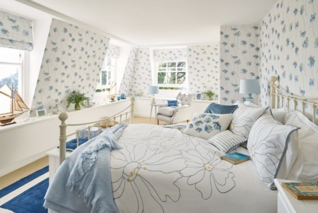 Los 7 dormitorios de lujo de laura ashley - Decoracion laura ashley ...