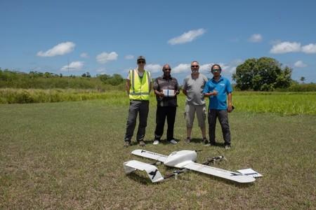 Drones Vacunas Unicef 1