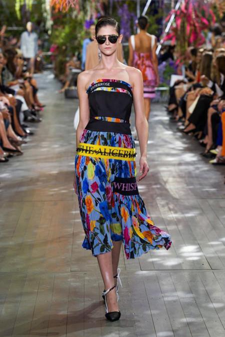 Christian Dior Primavera Verano 2014 Semana de la Moda de Paris -3