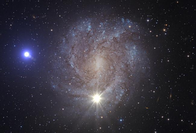 Conozcan a US 708, la estrella más rápida de la galaxia