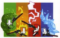 'Castle Crashers': nuevas armas y personajes pronto