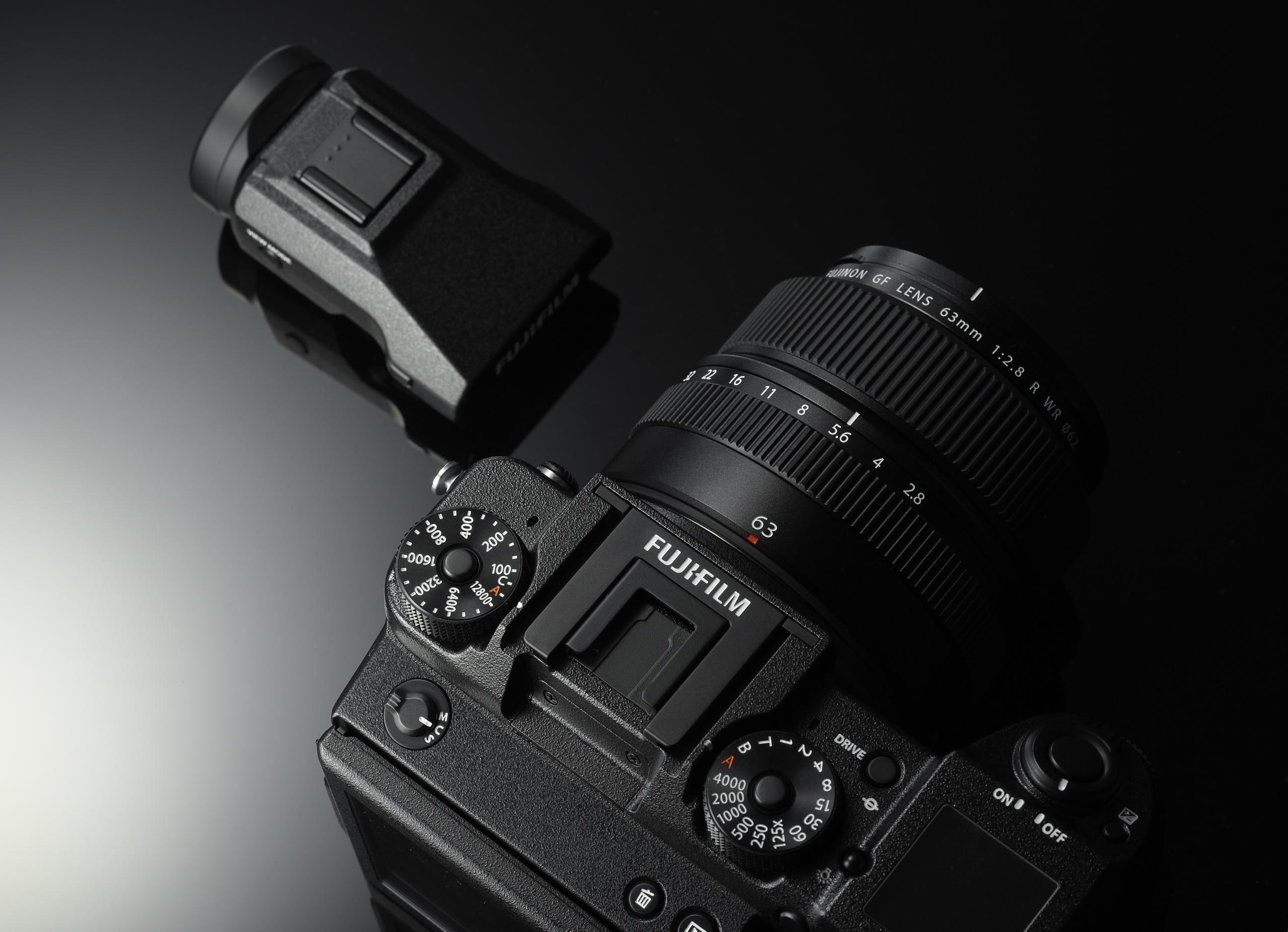 Foto de Fujifilm GFX 50S y objetivos (9/11)