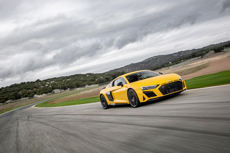 Foto de Audi R8 2019, toma de contacto (6/188)
