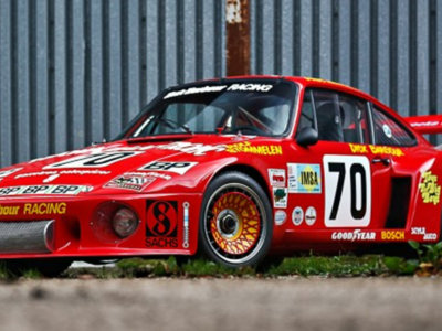 3 victorias en Le Mans, Daytona, Sebring y 800 CV: el Porsche 935 de Paul Newman sale a subasta
