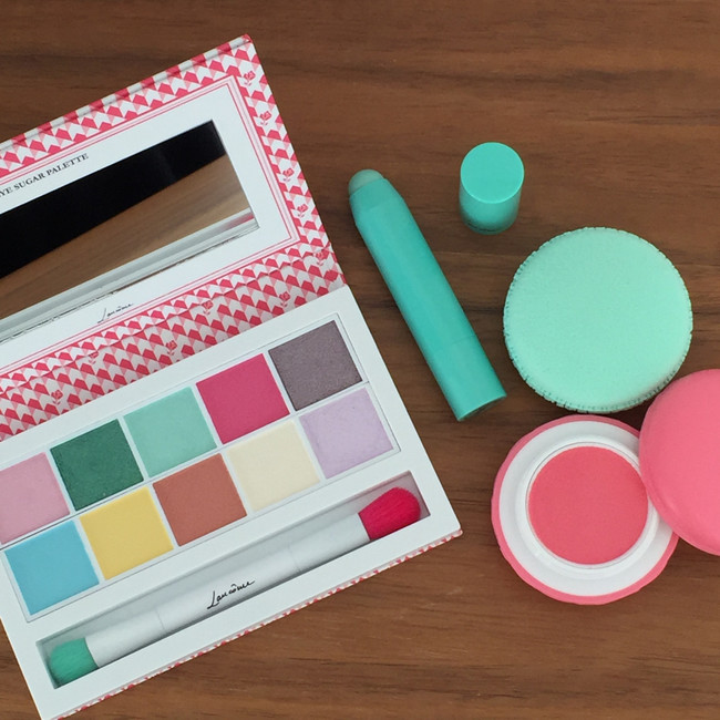Spring Look Lancome 1