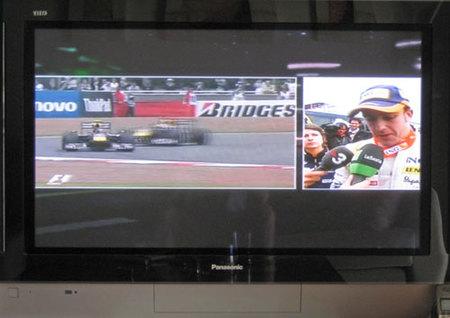 La aventura de ver (el 75% de) la carrera de Fórmula 1 por TV en España
