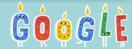 Google te deja soplar las velas  con el micro de tu smartphone el día de tu cumpleaños