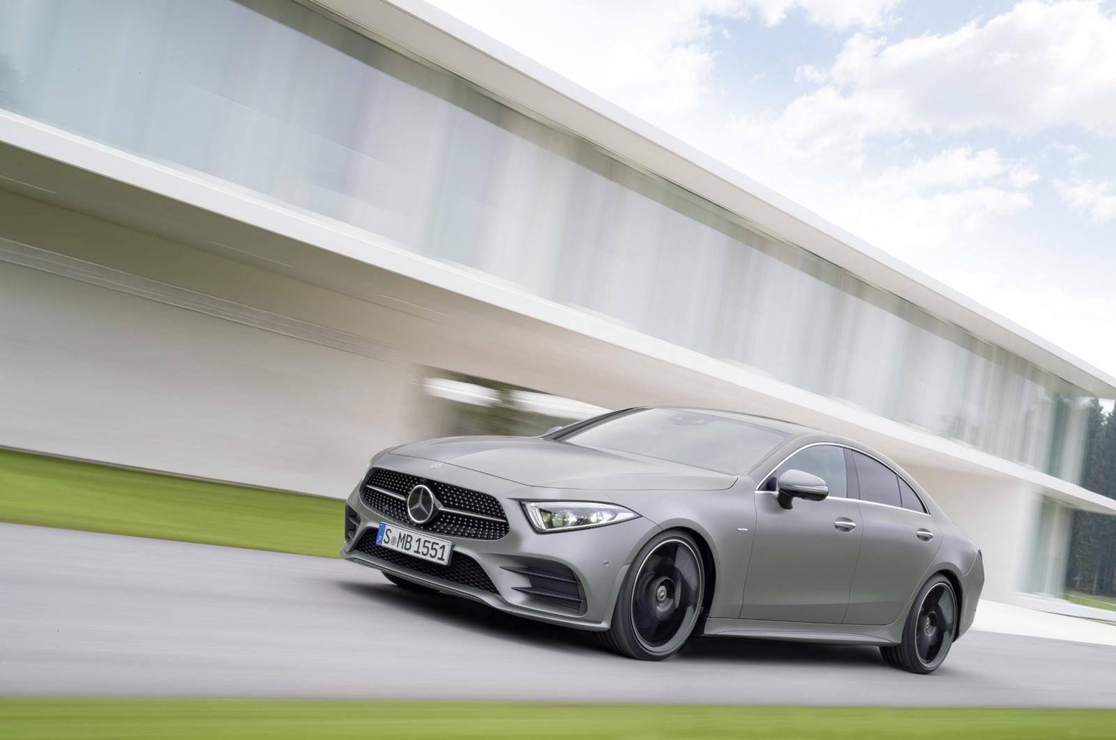 Foto de Mercedes-Benz CLS Coupé 2018 (56/56)