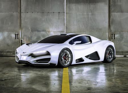 Milan Red, 1,306 hp listos para rivalizar con los más grandes