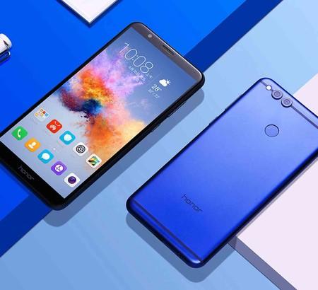 Huawei Honor 7X de 32GB por sólo 111,94 euros y envío gratis en AliExpress