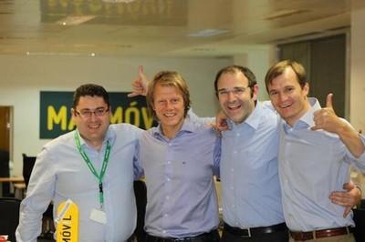 La concentración de las 'telecos' no cesa: Ibercom y la OMV MásMóvil se unen
