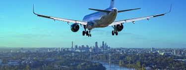 Este combustible sintético para aviones fabricado con CO₂ ya ha sido probado: un nuevo paso para descarbonizar el transporte aéreo