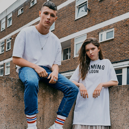 Las subculturas londinenses inspiran lo nuevo de Bershka para esta temporada