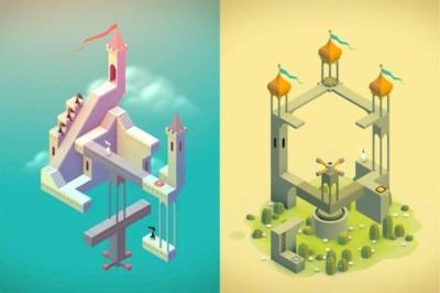 Monument Valley, un juego preciosista para iOS
