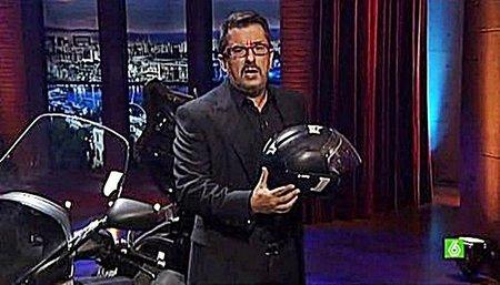 Le roban la moto a Andreu Buenafuente, otra vez