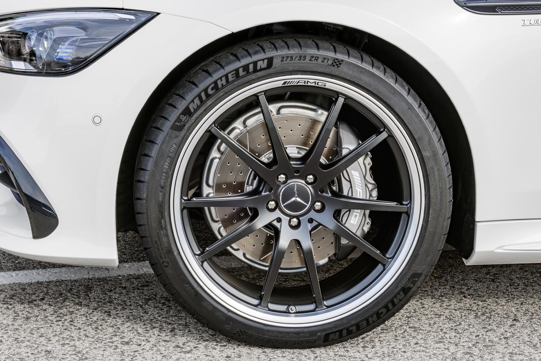 Foto de Mercedes-AMG GT (4 puertas) (12/40)