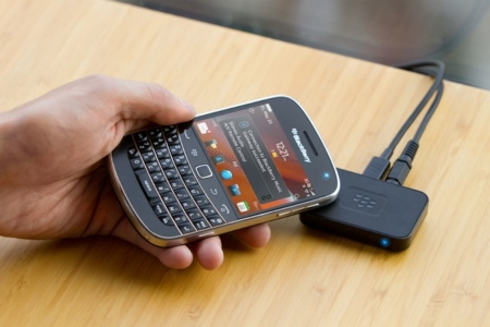 BlackBerry Music Gateway ahora con NFC