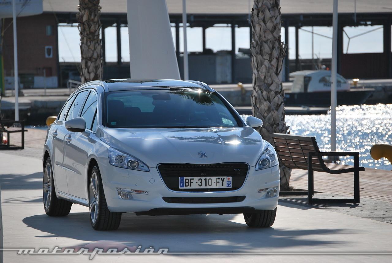 Foto de Peugeot 508 y 508 SW (presentación) (113/118)