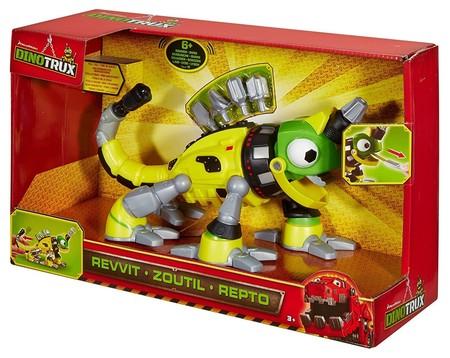 El Dinotrux Revvit con sonidos cuesta sólo 9 euros en Amazon