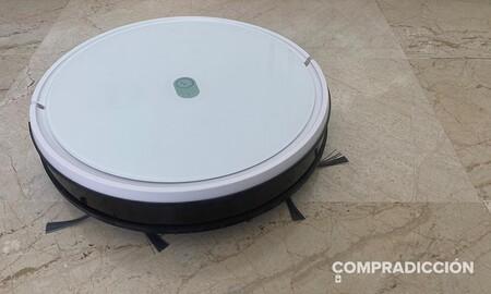 Análisis Yeedi K650: un robot aspirador con algunas prestaciones de gama alta a un precio muy económico