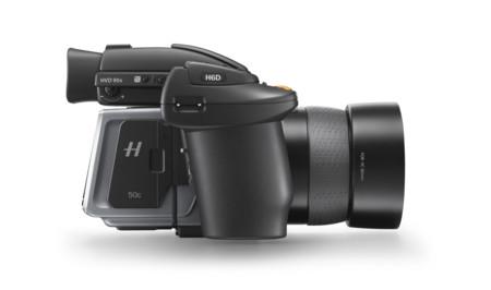 Hasselblad H6D, sensor de 100 megapíxeles y grabación de vídeo 4K