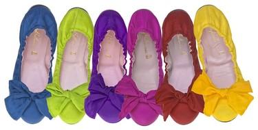 Mis zapatos favoritos: las bailarinas