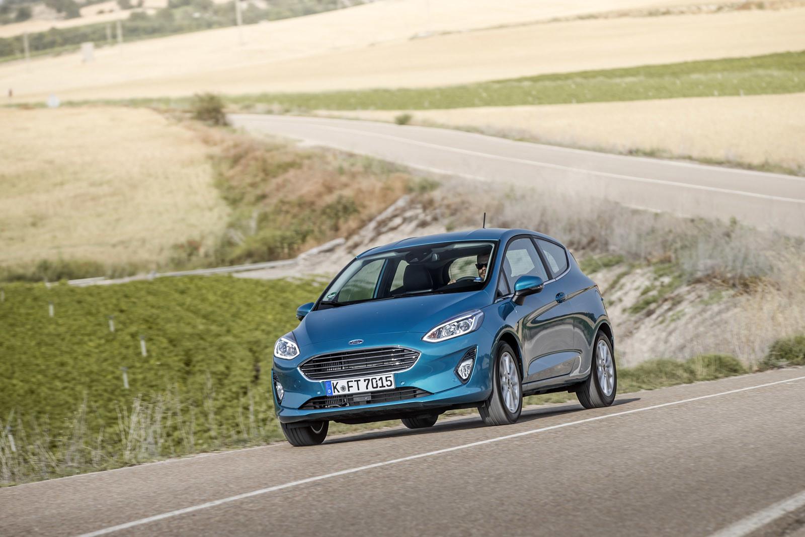 Foto de Ford Fiesta 2017, toma de contacto (75/192)