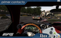 'Need for Speed: Shift'. Primer contacto