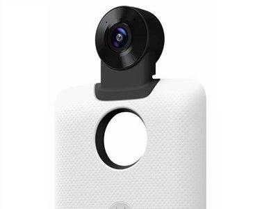 Motorola presenta seis nuevos Moto Mods incluyendo cámara DSLR y una colaboración con Marshall