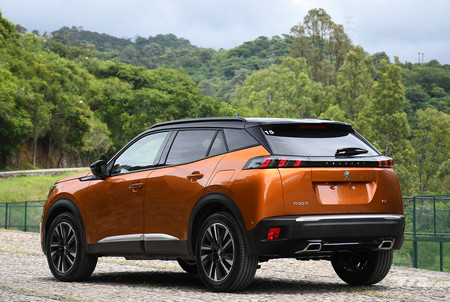 Peugeot 2008 2021 Opiniones Mexico 11