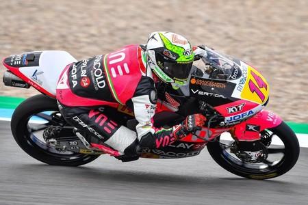 Arbolino Misano Moto3 2019