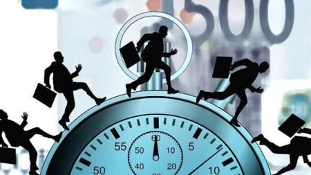Identifica tu ritmo ideal de trabajo