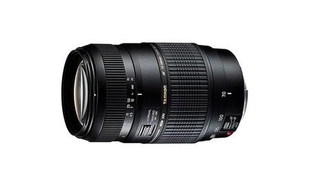 Objetivo Tamron A17NII 70-300 mm para Nikon APSC por sólo 105 euros en Amazon