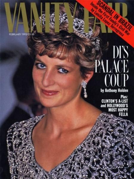 Lady Di Vanity Fair 1993