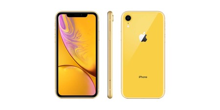Iphone Xr Amarillo 2