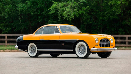 Este Ferrari 212 es único en el mundo: perteneció a Perón y está a la venta por 1,29 millones de euros