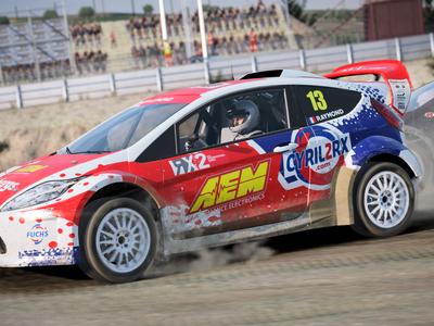 DiRT 4 muestra  las intensas carreras de rallycross  en su último gameplay tráiler