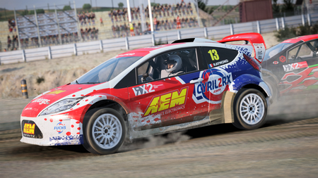 DiRT 4 muestra  las intensas carreras de rallycross  en su último gameplay tráiler