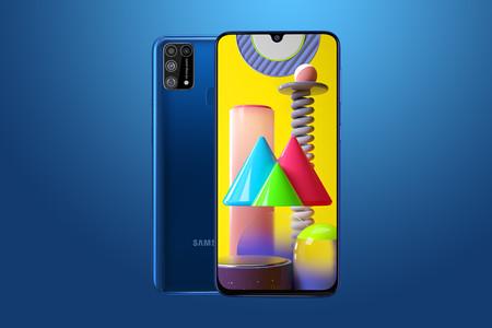 Samsung Galaxy M31: llegan las cuatro lentes al gama media con batería de 6.000 mAh