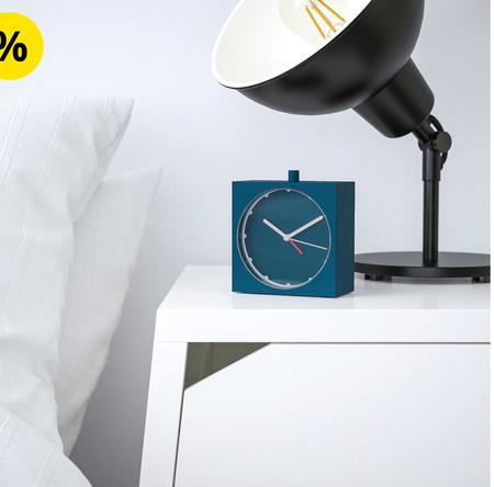 Dormitorio Salon Bajk Reloj Despertador