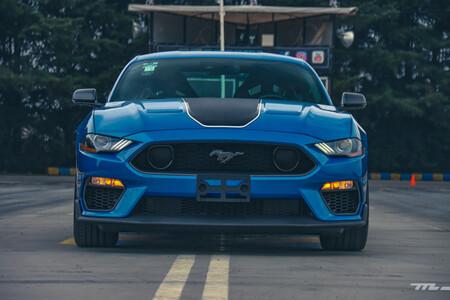 Ford Mustang Mach 1 2021 Prueba De Manejo Opiniones Resena Mexico 79