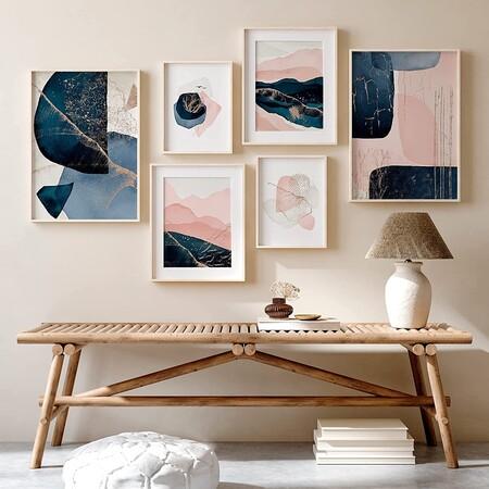 Láminas decorativas de pared