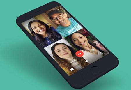 WhatsApp admitirá nuevas videollamadas grupales de más de cuatro personas, según WaBetaInfo