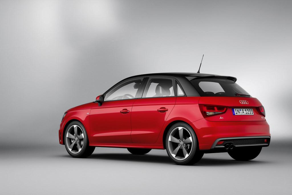 Foto de Audi A1 Sportback (17/21)