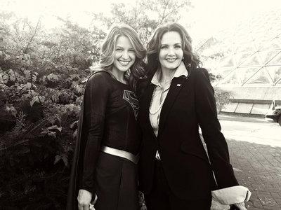 De Laura Roslin a 'Supergirl', la tele ya ha tenido muchas presidentas de Estados Unidos