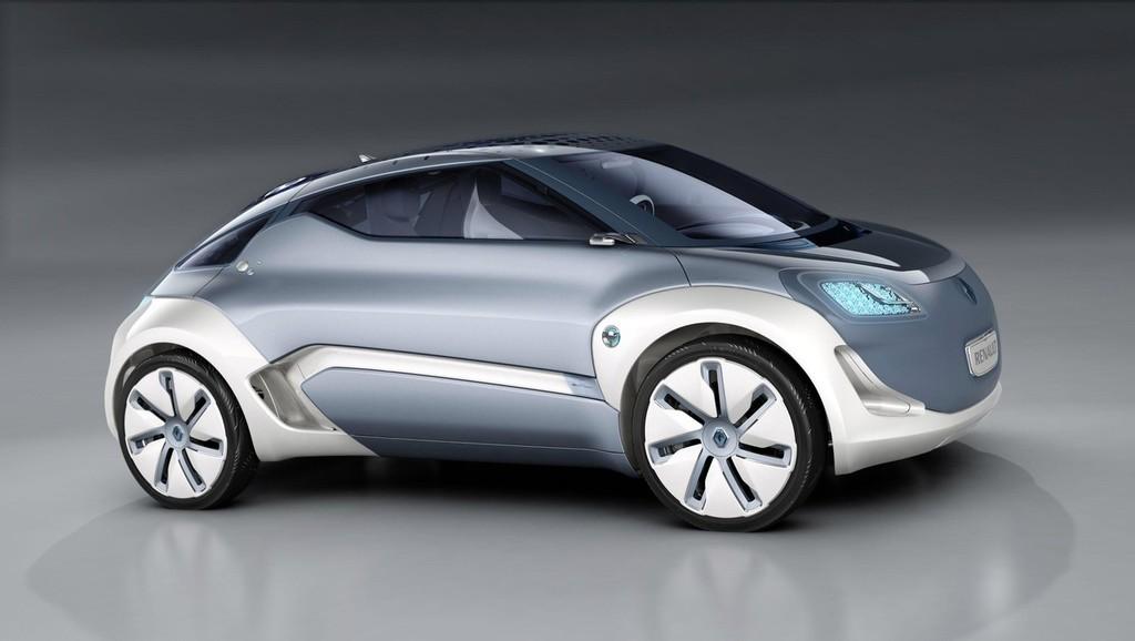 Foto de Renault Zoe Z.E. Concept (4/12)