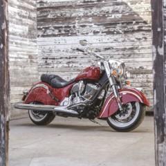 Foto 12 de 18 de la galería indian-chief-classic-2015 en Motorpasion Moto
