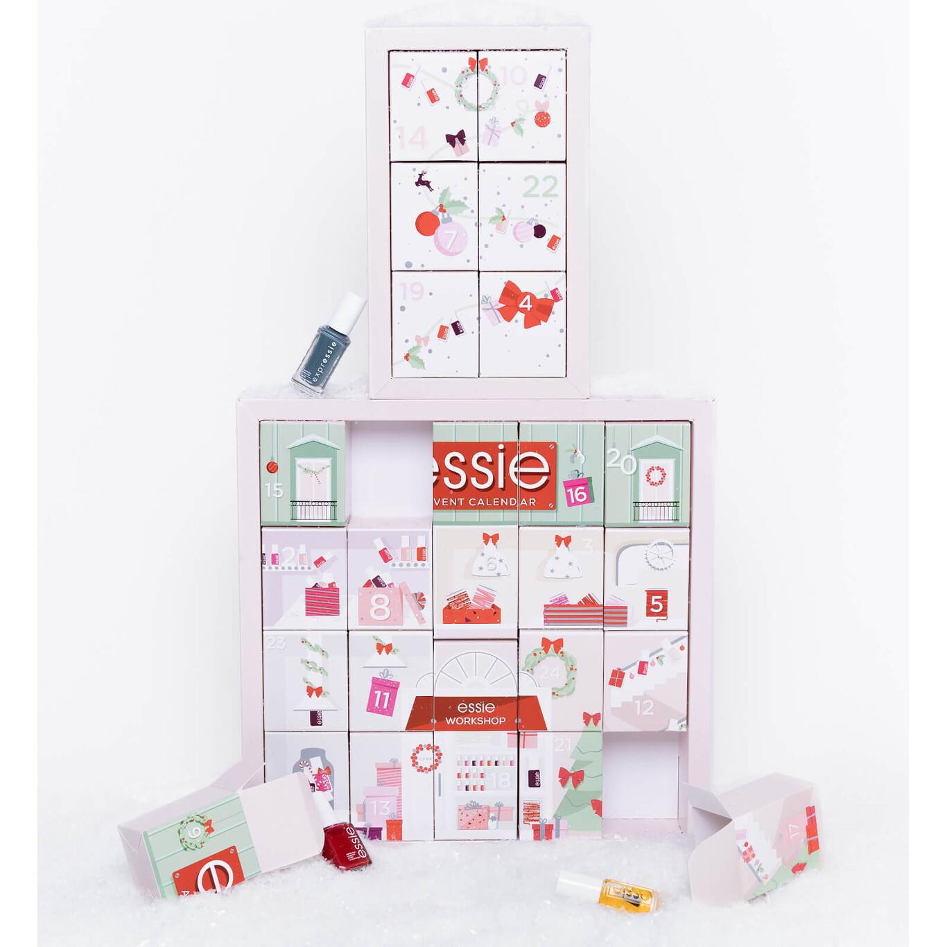 Calendario De Adviento Essie 2020 con 24 sorpresas